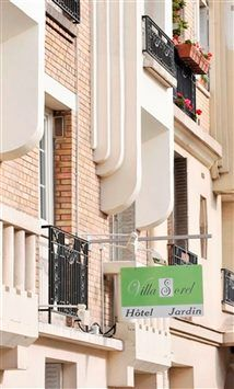 Villa Sorel, Paris (Boulogne-Billancourt) Comfortable rooms near ...