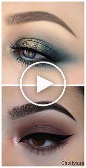 einfaches tutorial für natürliches augen makeup für