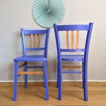 Honorine La Chaise De Bistrot Style Baumann Des Annees 50 Avec