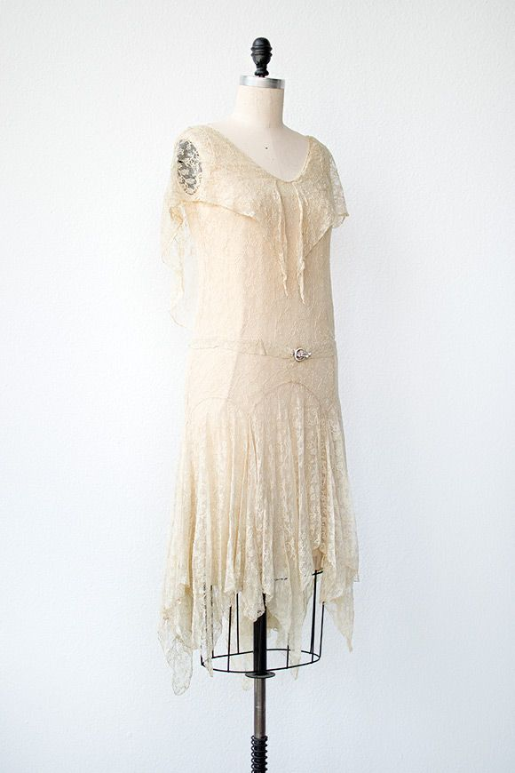 vintage 1920 s flapper dress - Dress Yp