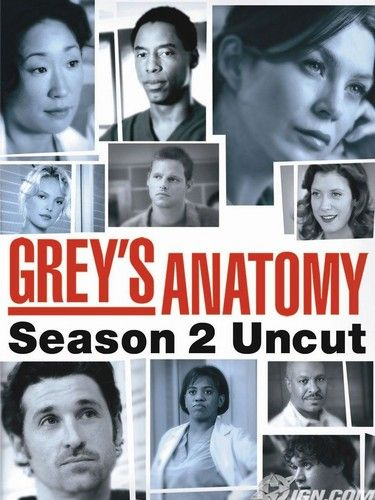 Grey\'s Anatomy images season 2 dvd HD wallpaper and background ...