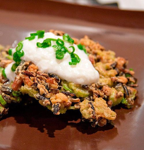 Recipe for Canadian Lake Wild Rice Cakes - Since 1915, this 4th generation family company has been growing certified organic rice.-- I found this really interesting, maybe you will too..