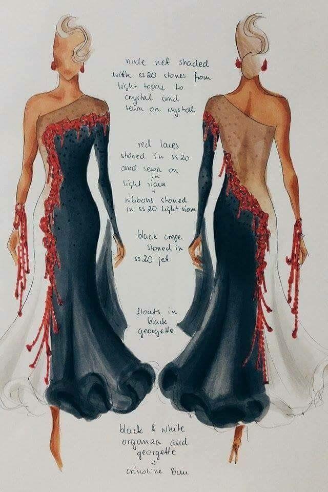Pin by viktoria soto on dance | Ballroom dress, Dance, Ballroom Dance