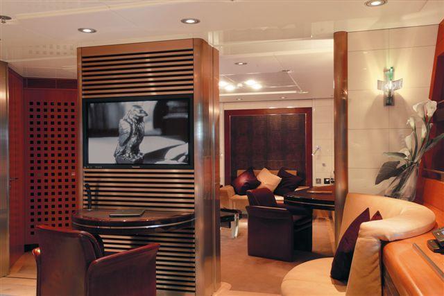 Maltese Falcon Yacht Charter Details Perini Navi Sailing Yacht