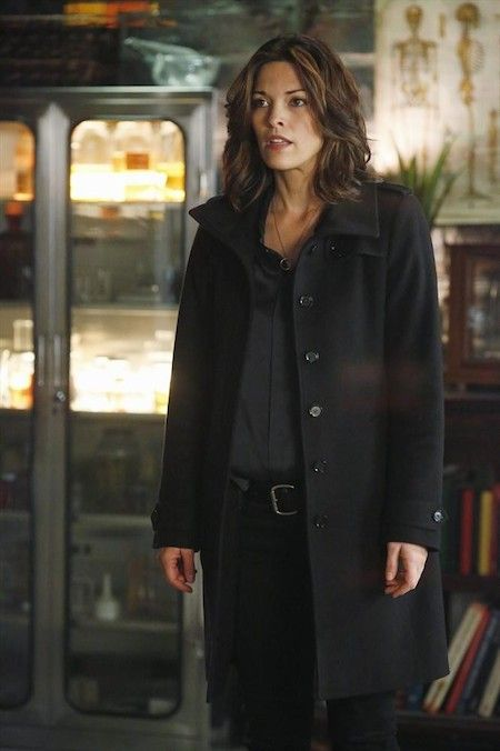 Alana De La Garza As Jo Martinez In Tv Show Forever Just On Abc