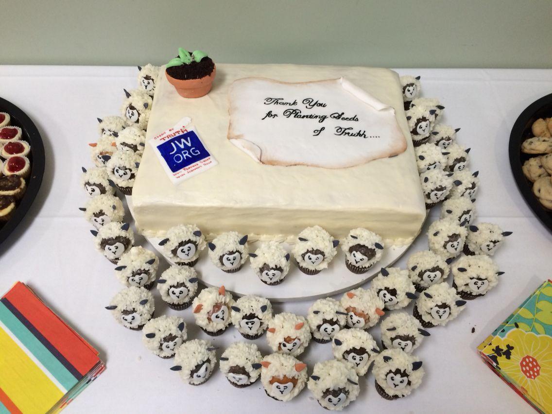 Pioneer Jw Cake Pioneer School Gifts Jw Pioneer Gifts Pioneer Gifts