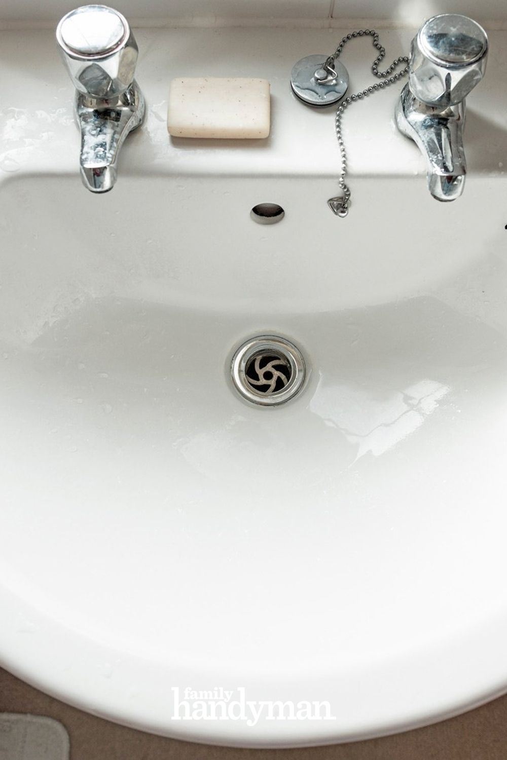 That Little Hole At The Top Of Your Sink Explained Sink Bathroom Storage Hacks Bathroom Exhaust Fan