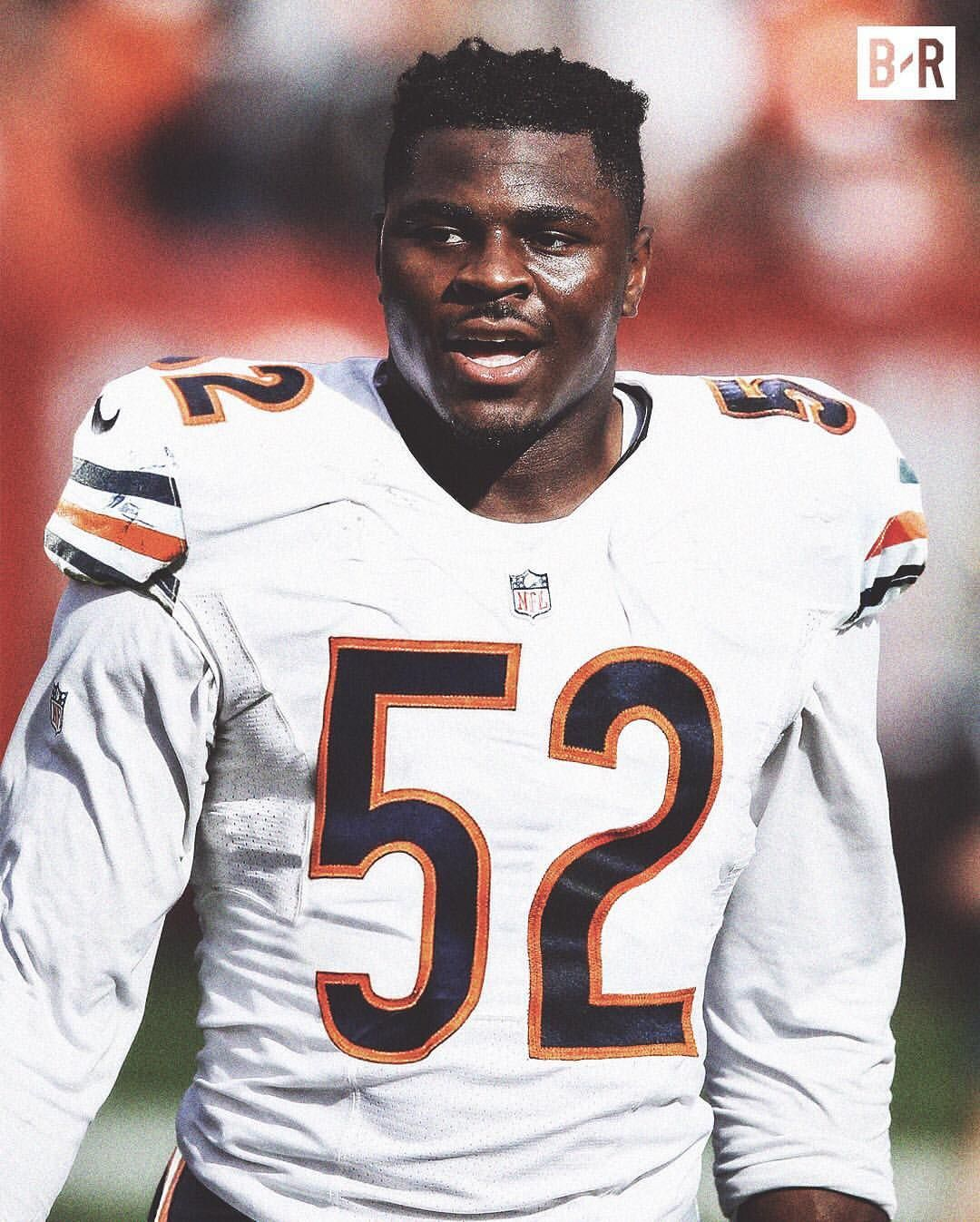 Khalil Mack Is A Chicago Bear Chicago Bears Football Bears Football Nfl Bears