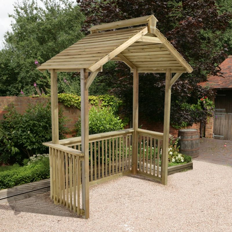 Barbecue shelter 800 800 decorating pinterest for Small garden shelter