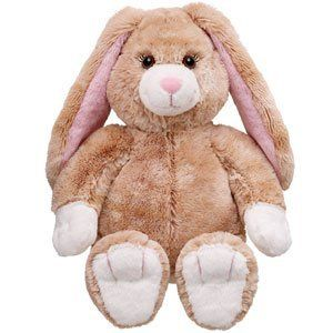 Build A Bear Workshop 16 In Tan Swirl Bunny Rabbit With