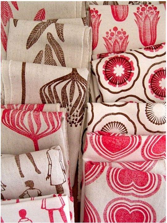 All About Block Printed Textiles Inspiration Diy Tips Block