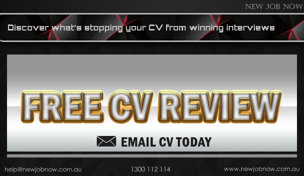 Get a free CV Review by newjobnow (NJN) CEO Professional