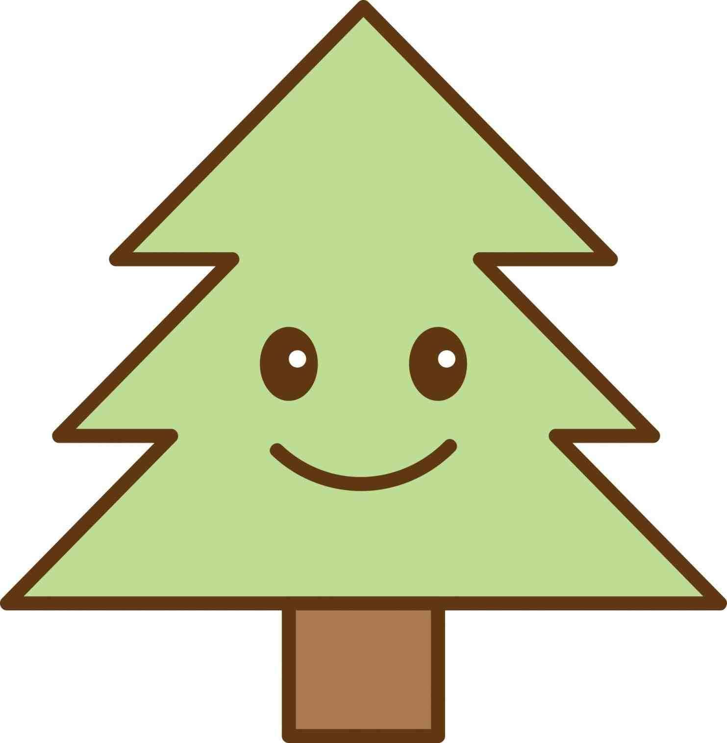Christmas Tree Cookie Clip Art Christmas Tree Cookies Christmas Tree Tree Free