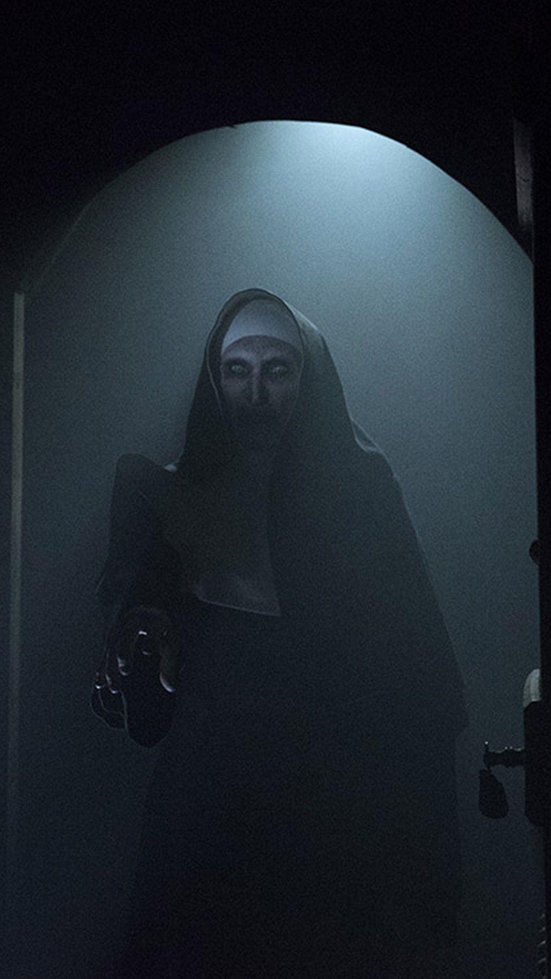 Pin By Mitchell Gavazzi On Wallpapers De Terror Para Celular Valak Horror Movie Icons Horror Movie Art