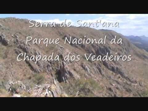 Ponte de Pedra - Chapada dos Veadeiros - Cavalcante