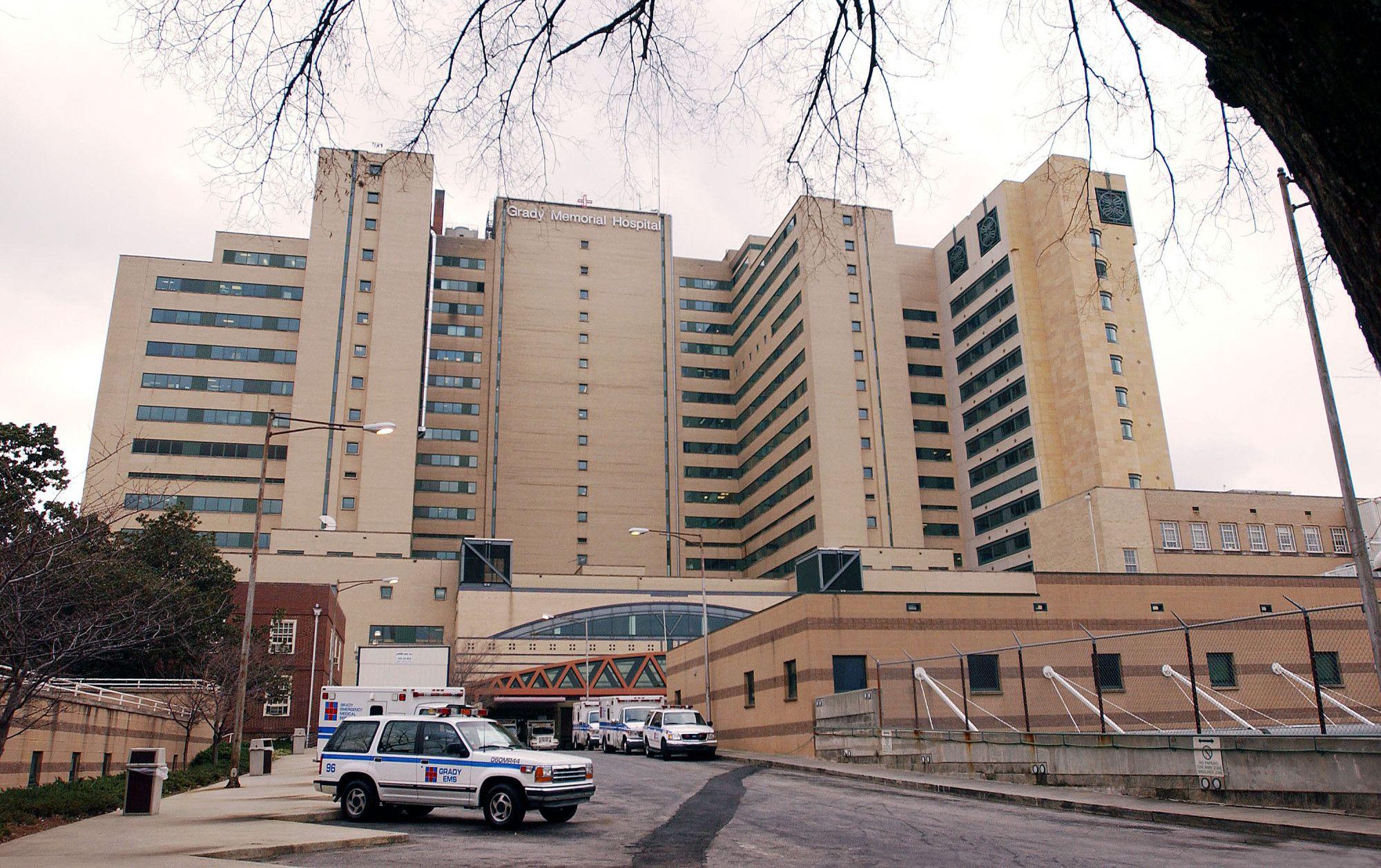 Grady Memorial Hospital in Atlanta, GA Memorial hospital
