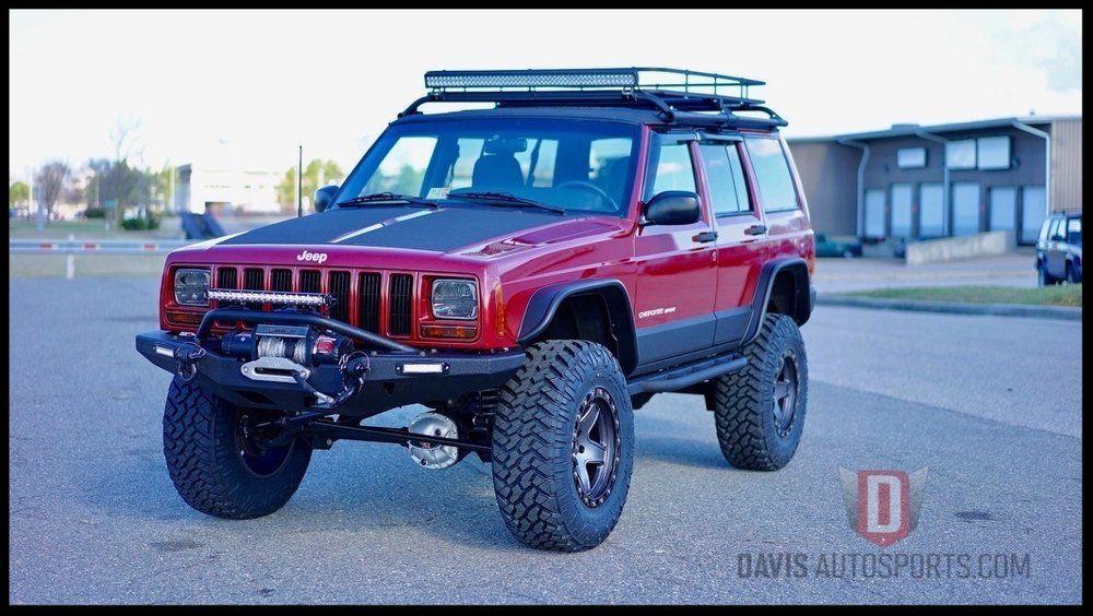 jeep Cherokee XJ Sport For sale lifted   XJ   Pinterest   Jeep ...