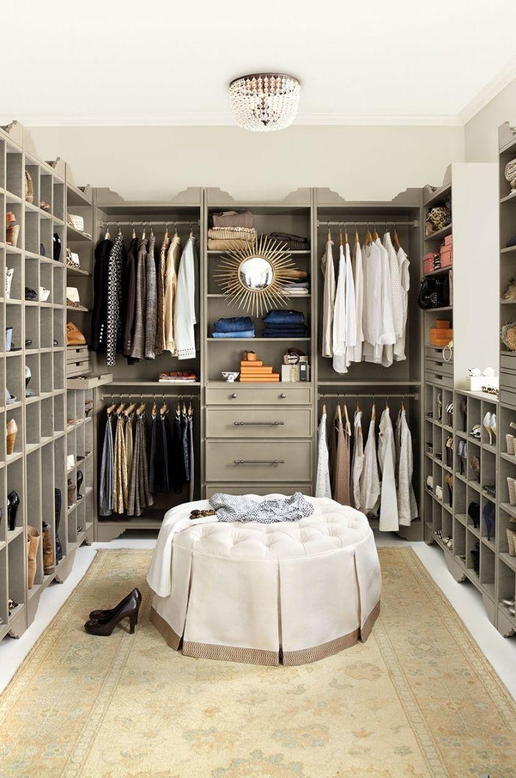 begehbarer kleiderschrank selber bauen – tipps und ideen #bauen