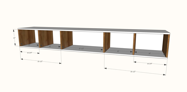 Emmie Storage Bench Storage Bench Designs Diy Storage Bench Entryway Bench Storage