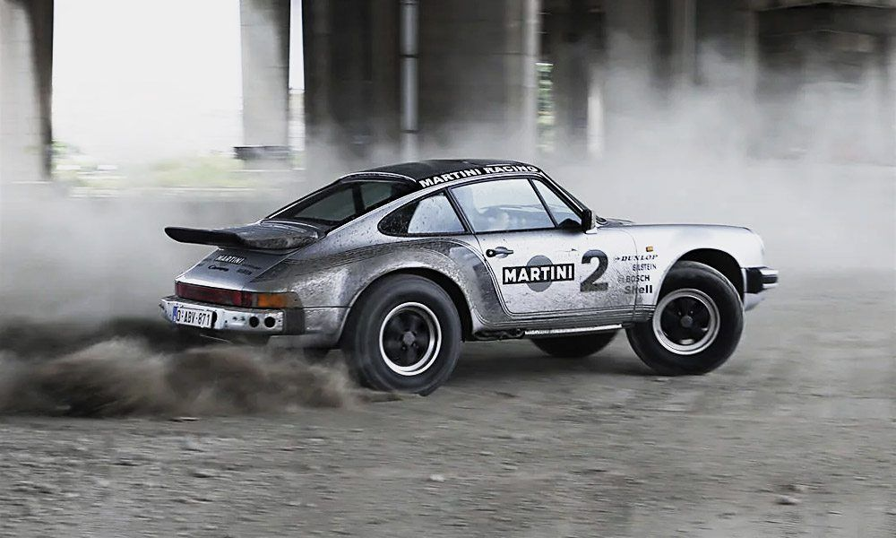 Own One Of Three Off Road Porsche 911s Porsche 911 Porsche
