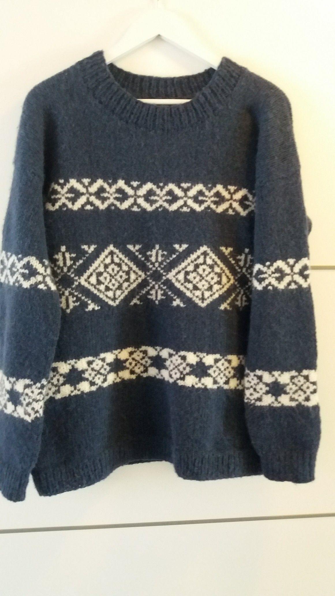 Inka genser fra Sandnes. Strikka i Kos fra Sandnes. | Trui