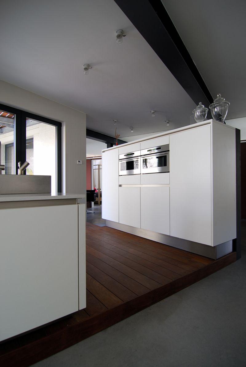 Project Tricot - zuivere lijnen, warm minimalisme - gepubliceerd in feeling wonen, Disajn, special bouwen, ... | Kove Interieurarchitecten Sint-Niklaas