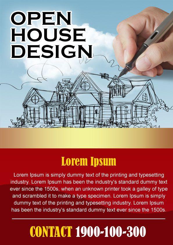 Mortgage Open House Flyer Open House Flyer Ideas Pinterest - open house flyer template