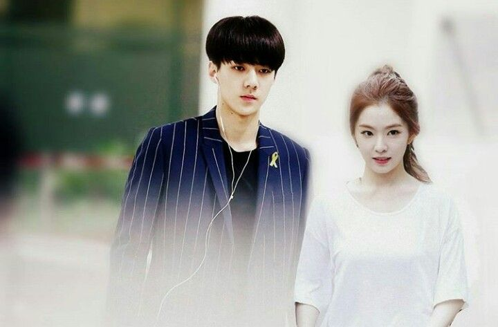 Exo sehun and red velvet irene dating games