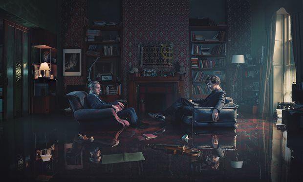 SHERLOCK (BBC) ~ Season 4 details revealed in new teaser trailer. Radio Times. November 30, 2016.