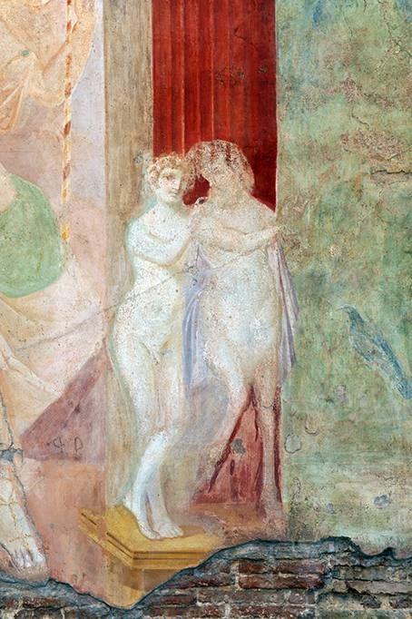 Pompei, restauro dell'Adone ferito «sponsorizzato» da Alberto Angela - CorrieredelMezzogiorno.it