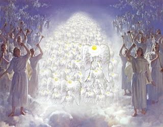 Angels Singing Heaven Pictures