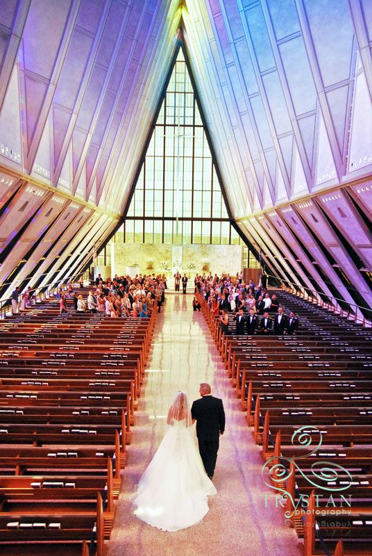 Selected Air Force Academy Chapel Weddings Air force