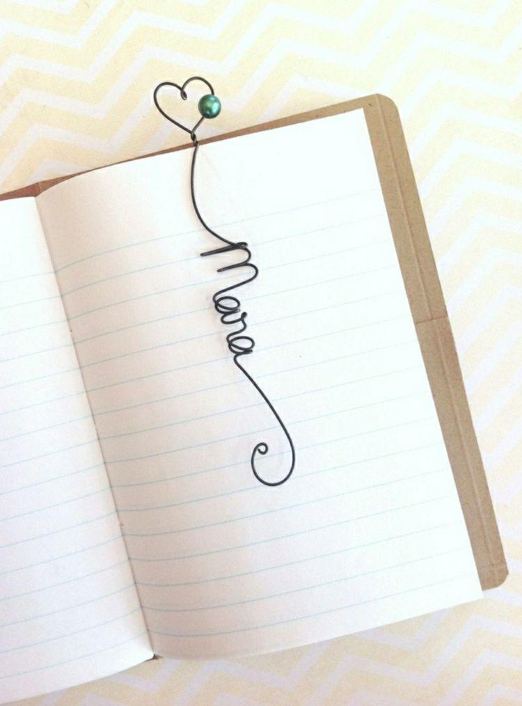 Lesezeichen basteln: kreative DIY-Ideen und Anleitungen