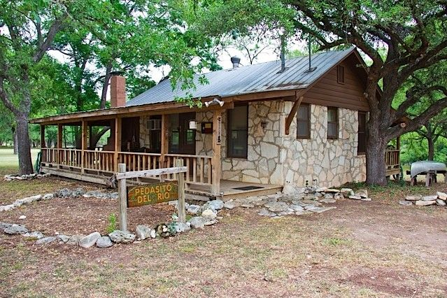Merveilleux Pedasito Del Rio Cabin In The Beautiful Hill CountryVacation Rental In Hunt  From