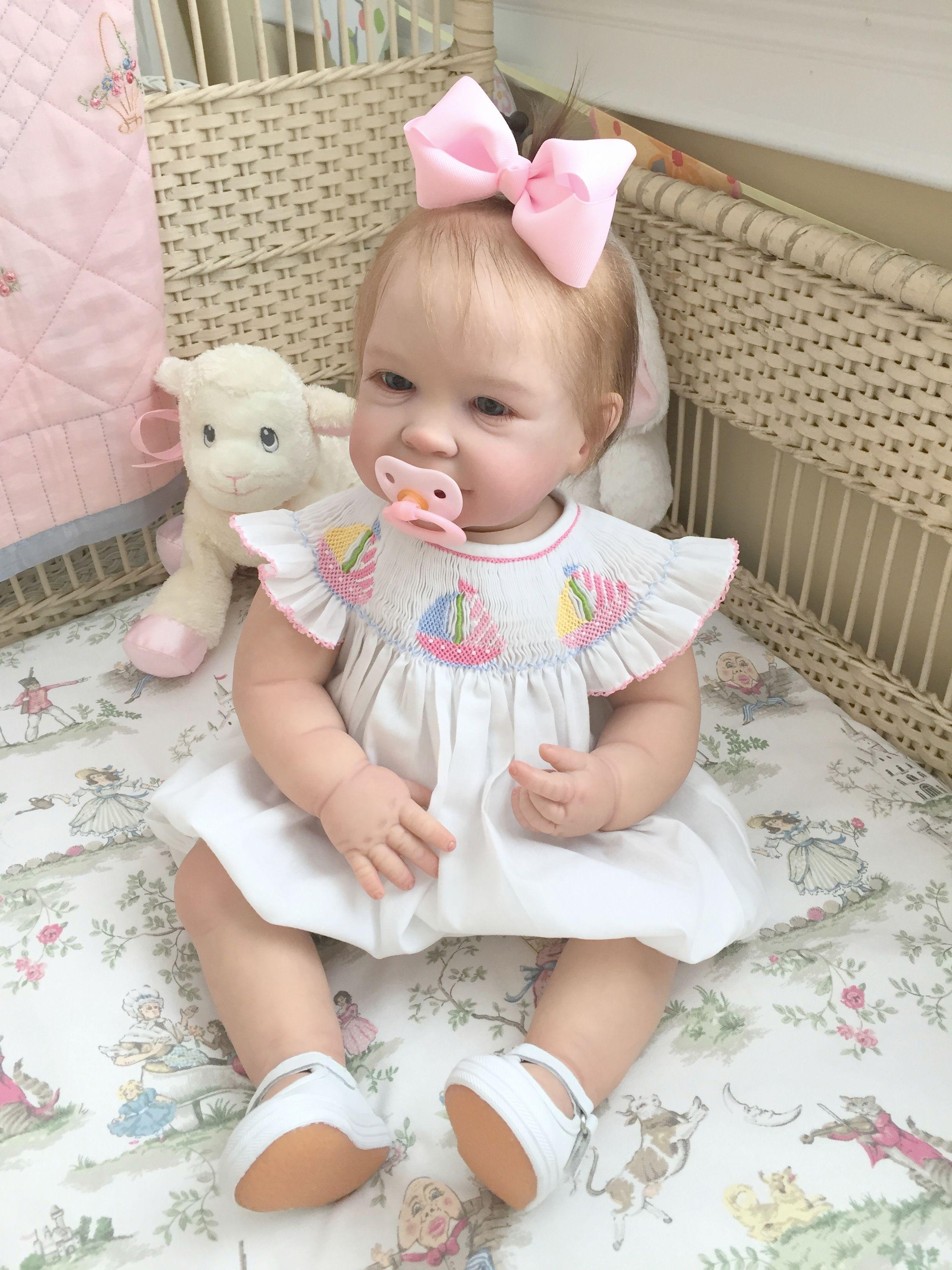 f8f7cb040 Bebê Reborn Recém Nascido · OMG she s adorable!!! Bonecas Fofas