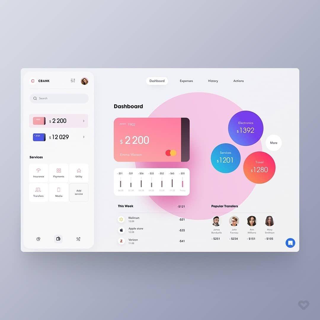 "T H E   W E B S I T E's Instagram profile post: ""👉 Follow @the.website for Web Design Inspirations. -  By @halolabteam - - #branding #creativedesign #brandidentity #brandingdesign #logo…"""