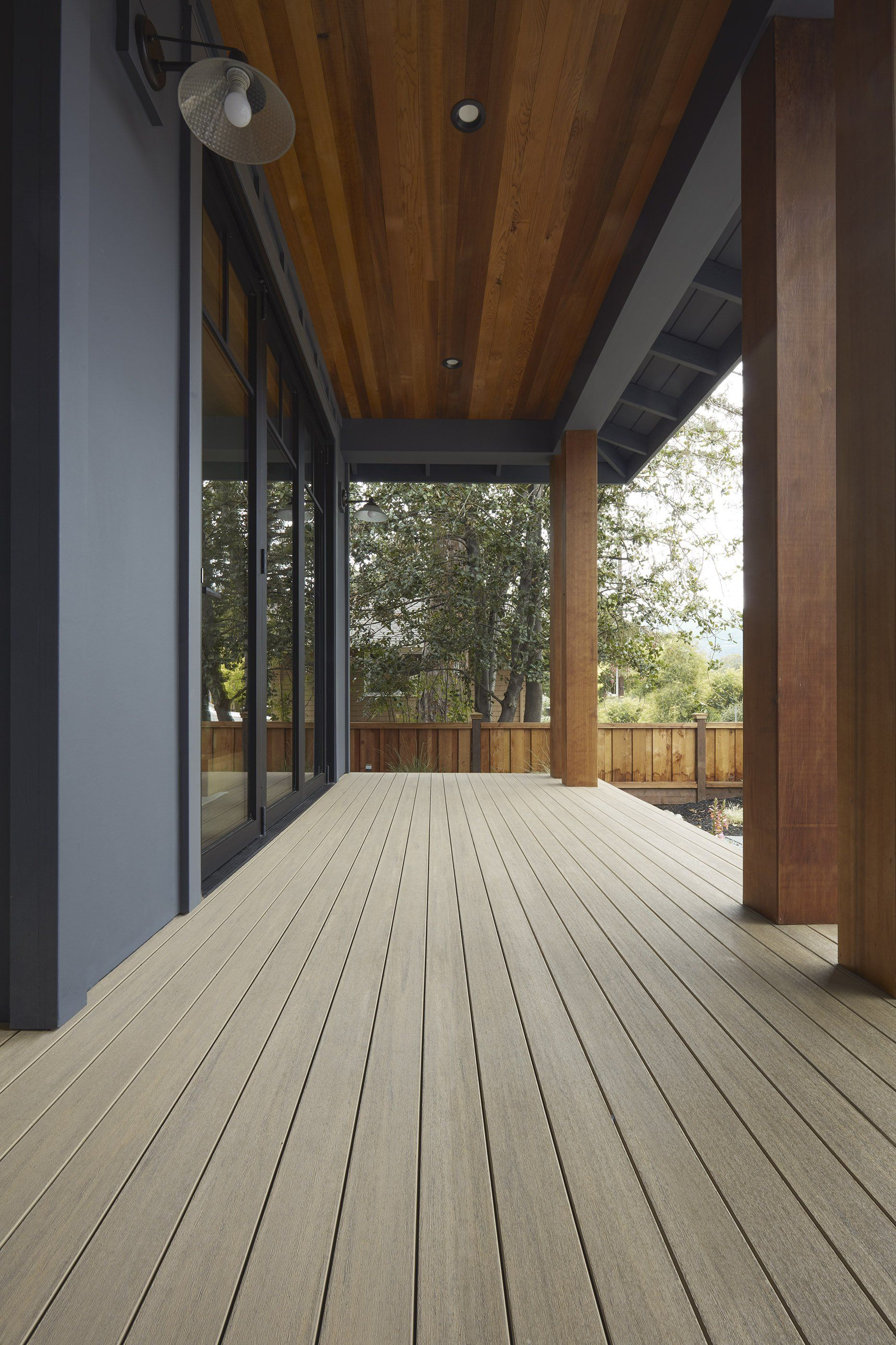 MultiWidth Composite Decking TimberTech Composite decking