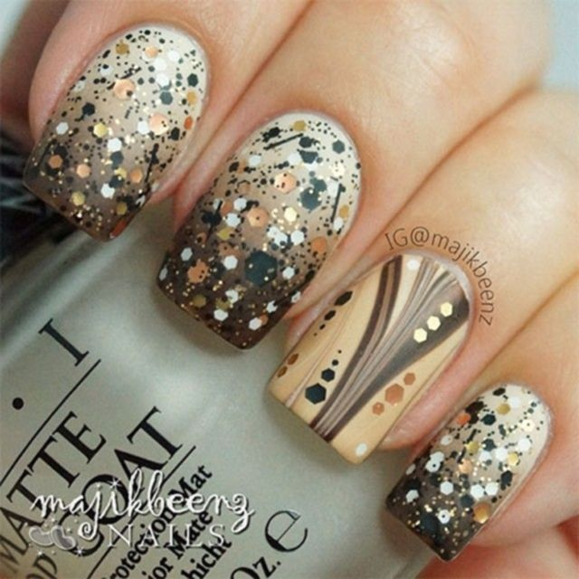 New Nail Art Designs Ideas And Trends 2014 For Girls Nails