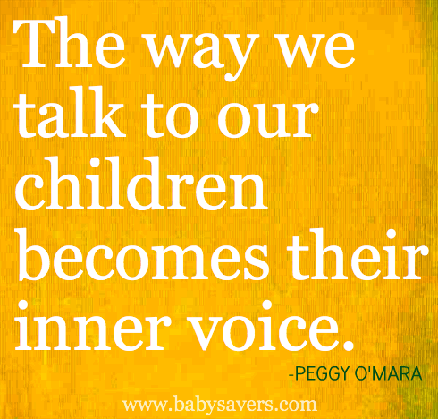 Weekend Inspiration The Way We Talk To Our Children Wisdom