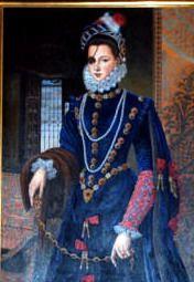 Ana de Mendoza de la Cerda, princesa de Éboli, condesa de Mélito y duquesa de Pastrana, (Cifuentes, Guadalajara, 29 de junio de 1540 - Pa...