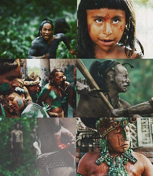 Apocalypto Source Tumblr Com Filmes Super Herois Filmes Astecas