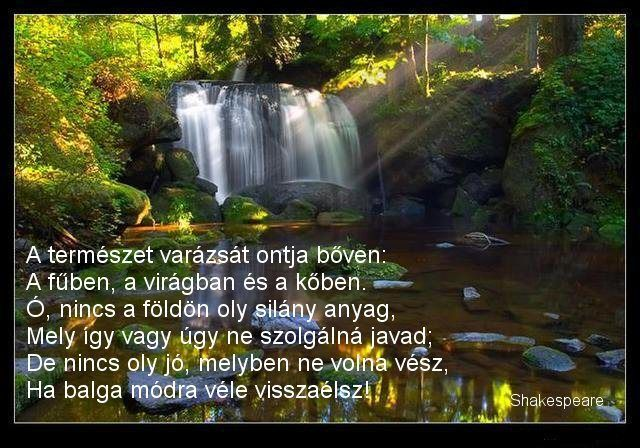 szép idézetek a természetről idézetek a természetről   Google keresés   Outdoor, Waterfall, Water
