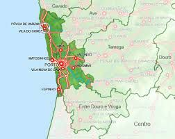 Image Result For Vila Do Conde Mapa Holiday Rental Vila Nova