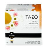 Tazo® Calm™ Chamomile K-Cup® Packs.Get Special discounts at Starbucks using coupon and Promo Codes.