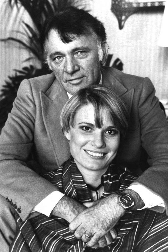 Past Time Richard Burton Classic British Actors Suzy Actor