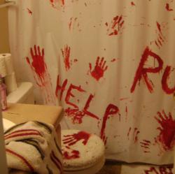 Scary Halloween Bathroom Decor Halloween Bathroom Scary Halloween Decorations Scary Halloween