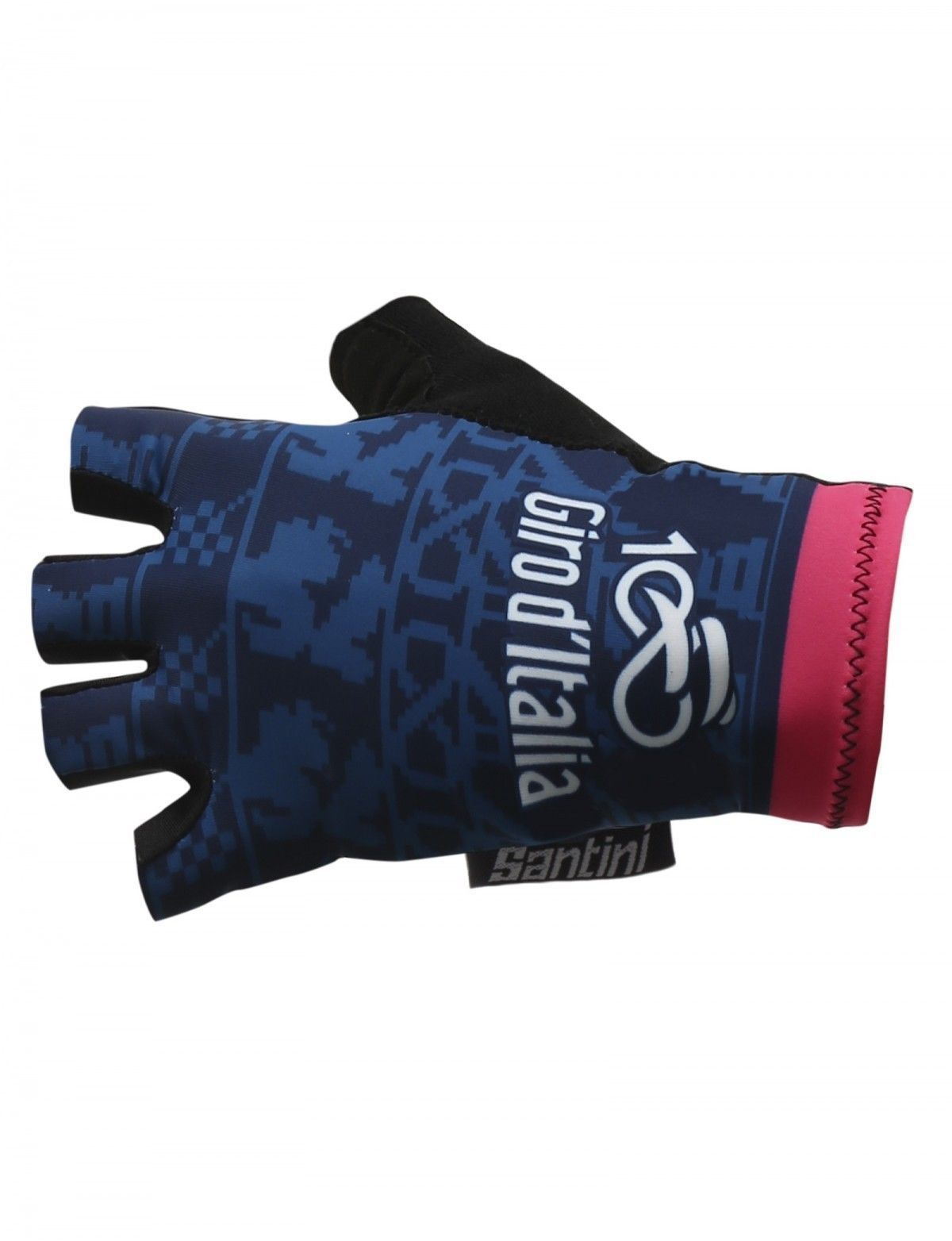 2 and 3 Sardinia Summer CYCLING GLOVES by Santini 2017 Giro d/'Italia Stages 1