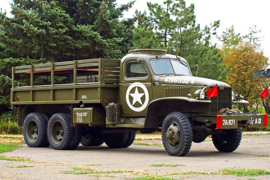 39 gmc cckw 353 flatbed truck us army 39 gun trucks armoured vehicles pinterest militaire. Black Bedroom Furniture Sets. Home Design Ideas