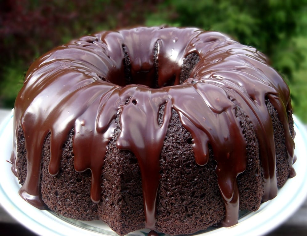 Combine Brownie And Cake Mix. Grandma's Secret Cho