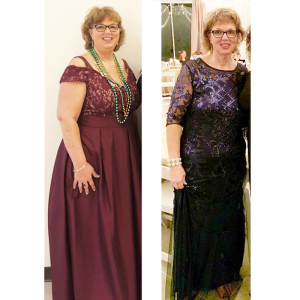 Trena Loses 70 Pounds After Many Failed Attempts in 2020